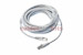 CAT6 Shielded Ethernet Patch Cable, Snagless, 20 Foot, White