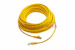 CAT6 Shielded Ethernet Patch Cable, Snagless, 50 Foot, Yellow