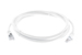 CAT6 Ethernet Patch Cable, Snagless, 5', White