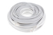 CAT6 Ethernet Patch Cable, Snagless, 75', White