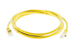 CAT6 Ethernet Patch Cable, Snagless, 5', Yellow