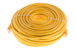 CAT6 Ethernet Patch Cable, Snagless, 100', Yellow