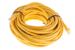 CAT6 Ethernet Patch Cable, Snagless, 50', Yellow