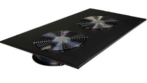 "Great Lakes Top Panel & Fan Assembly for 24""W Enclosures"