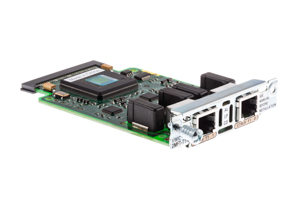 Cisco 2-Port RJ-48 Multi-Flex T1 Trunk Card, VWIC-2MFT-T1-DI