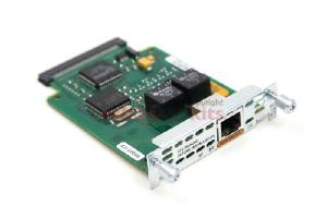 Cisco 1-Port BRI (S/T) Interface Card, WIC-1B-S/T