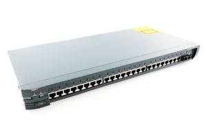 Cisco 1900 Series 24 Port Switch, Model WS-C1924C-A