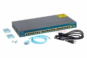 Cisco Catalyst 2900 Series 24 Port Switch, WS-C2950SX-24