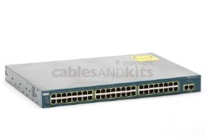 Cisco Catalyst 2900 Series 48 Port Switch, WS-C2950T-48-SI
