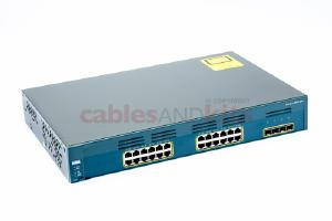 Cisco 2970 Series 24 Port Gigabit Switch, WS-C2970G-24TS-E