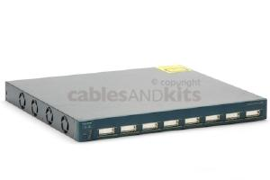 Cisco 3500 Series 8 Port Gigabit Switch, WS-C3508G-XL-EN