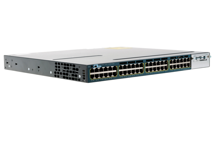 Cisco Catalyst 3560-X Series 48 Port Switch, WS-C3560X-48T-S,NEW