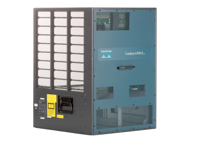 Cisco Catalyst 6500 Series Enhanced Nine Slot Chassis