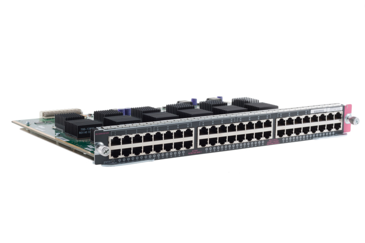 Cisco Catalyst 4000/4500 Series 48 Port RJ45 Switching Module