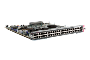 Cisco Catalyst 6500 48-Port 10/100/1000 RJ-45, WS-X6148A-GE-TX