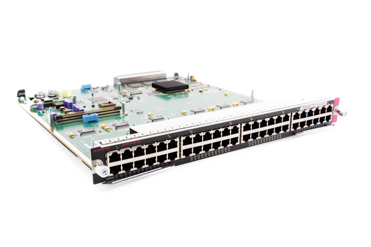 Cisco Catalyst 6500 48-Port 10/100 Card, WS-X6148A-RJ-45