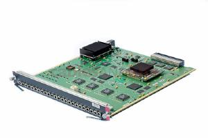 Cisco 6000 Series 24 Port FX Switching Module, WS-X6324-100FX-MM