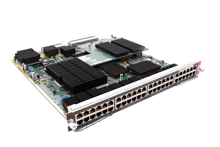 Cisco Catalyst 6500 Series 48 Port Gigabit Switching Module