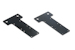 Great Lakes Zero RU PDU Rail Bracket Kit for 29&quot;/30&quot;W Enclosures