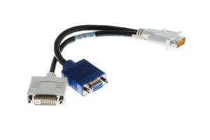 Dell DVI to DVI/VGA Splitter Cable, 0X2026