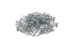 Rack Mount Cage Nut Screws, 12-24, Qty 100
