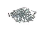Rack Mount Cage Nut Screws, 12-24, Qty 50