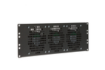 Kendall Howard Rack Mount Triple Fan Panel