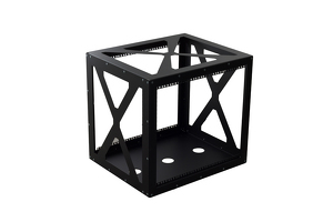 Kendall Howard 12U Side Mount Wall Rack