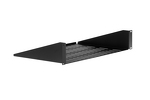 "LINIER Economy 2U Vented Rack Shelf - 12"" Depth"