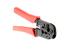 RJ Style Crimp Tool (RJ11/45/Handset)