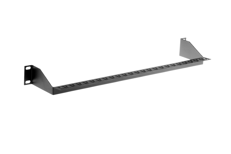 Tiewrap Post Cable Management Support Bar