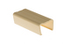 """Cable Raceway Joint Cover, Beige, 0.75"""""""