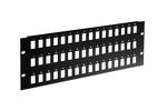 Blank Keystone Panel - 48 Ports, 3RU