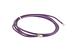 Cisco Lavender RJ11 ADSL Cable, CAB-ADSL-RJ11, 5'