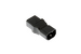 Plug Adapter C14 Plug to C19 Connector Block Adapter