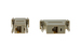 Cisco Console/Auxiliary Port Cable Kit, 3 pc, ACS-2500ASYN=