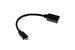 """HDMI-F to HDMI Mini-M Adapter Cable, 1080p v1.3, 8"""""""
