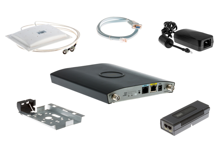 Cisco Aironet 1242AG Access Point & Diversity Package