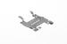 Cisco Aironet Recessed Ceiling Grid Clip, AIR-AP-T-RAIL-R