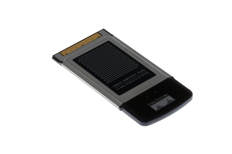Cisco Aironet CardBus Module/Antenna, AIR-CB20A-A-K9