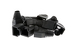 Ethernet Cable Boots - Black, Qty 10