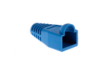 Ethernet Cable Boots - Blue, Qty 10