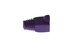 Ethernet Cable Boots - Purple, Qty 10