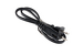 AC Power Cord, 1-15P to C7, 18 AWG, 22""