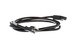AC Power Cord, 6-15P to C15, 14 AWG, 8ft