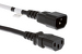 "AC Power Cord, C13 to C14, 18 AWG, 1M (39"")"