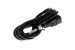 Automatic Locking AC Power Cord, C13 to C14, 18 AWG, 6'