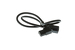 AC Power Cord, C13 Right Angle to C14, 18 AWG, 3'