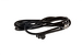 AC Power Cord, 5-15P to C13 Right Angle, 14 AWG, 10ft