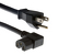 Cisco 7500 Series AC Power Cable, Right Angle, CAB-7KAC, 8'2""